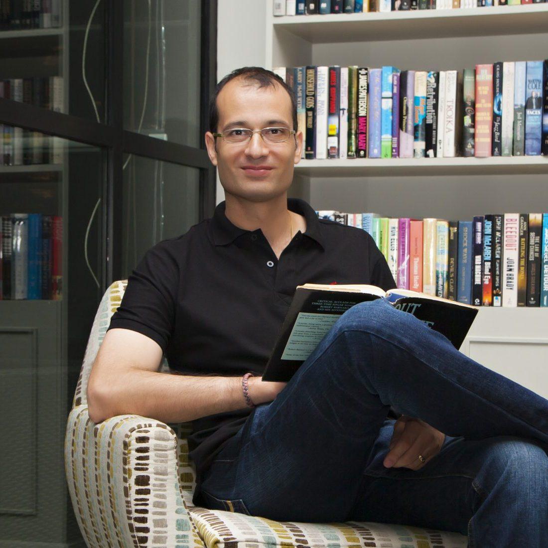 Vikram Dhar - Neuro-Semantics NLP Trainer